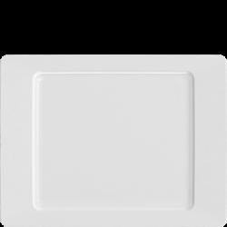 ECLIPSE Talerz płaski prostokątny 37 x 28 cm