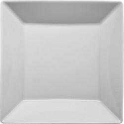 BASICO Talerz głęboki kwadratowy biały 22 cm