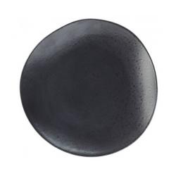 UTOPIA Nero Talerz płaski 25,5 cm