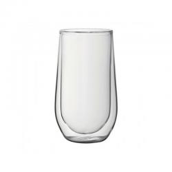 UTOPIA Szklanka podwójne ścianki 440 ml