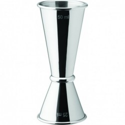 UTOPIA Barware Miarka barowa 50ml/25ml