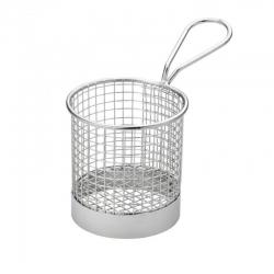 UTOPIA Koszyk stalowy okrągły 9 cm