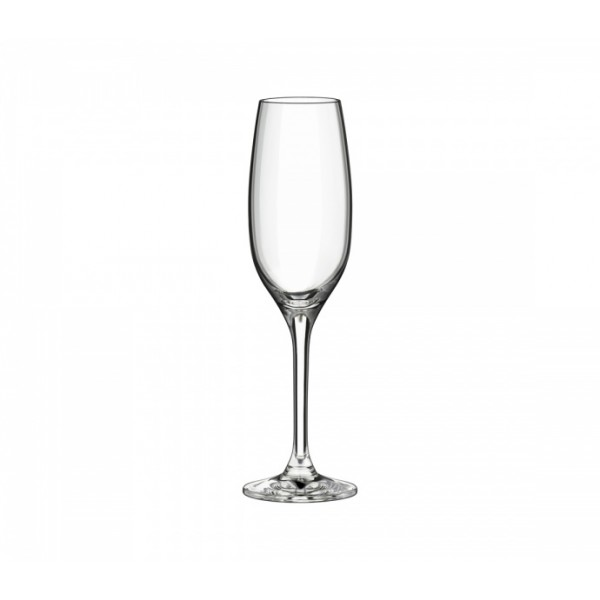 Rona OPTIMA Kieliszki do szampana (150 ml)  - 6 szt.