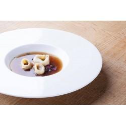 SATURNO Talerz do pasty 29 cm. Zdjęcie: Restauracja Gusto Food & Wine