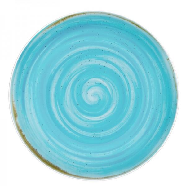 Rustico Blue kolekcja porcelany