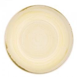 Rustico Yellow Talerz płaski 32 cm