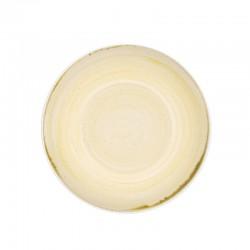 Rustico Yellow Talerz płaski 24 cm