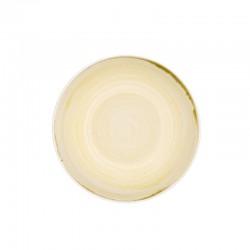 Rustico Yellow Talerz płaski 21 cm