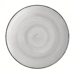 ROYALE Pure Grey Talerz płaski 31 cm