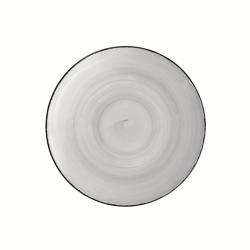 ROYALE Pure Grey Talerz płaski 17 cm