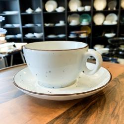 DOTS WHITE Filiżanka do kawy 250 ml