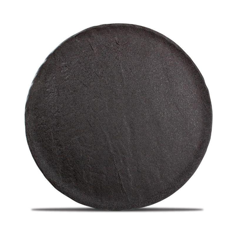 LIVELLI BLACK Półmisek 33 cm