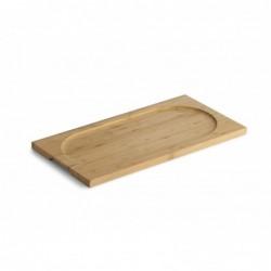 CHIC Bambusowa deska do serwowania 42x22 cm