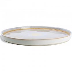 GLISTER GOLD Talerz płaski 30,5 cm