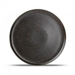 F2D CERES BLACK Talerz płaski 27 cm