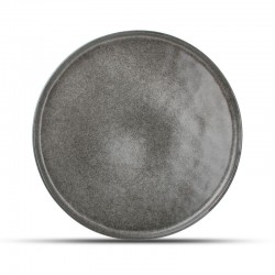 ELEMENT GREY Talerz płaski 26,5 cm
