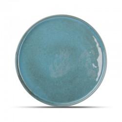 ELEMENT BLUE/GREEN Talerz płaski 26,5 cm