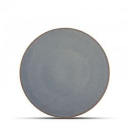 BB CIRRO BLUE Talerz płaski 21 cm