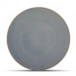 BB CIRRO BLUE Talerz płaski 27 cm