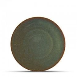 BB CIRRO GREEN Talerz płaski 21 cm