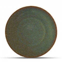 BB CIRRO GREEN Talerz płaski 27 cm