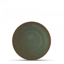 BB CIRRO GREEN Talerz płaski 16 cm