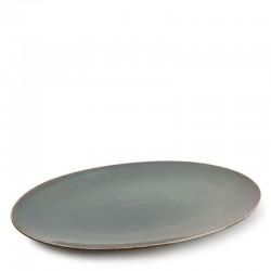 BB CIRRO GREEN Półmisek 36x25,5 cm