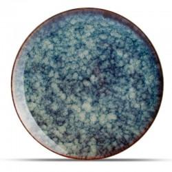 BB HAZY BLUE Talerz płaski 26 cm