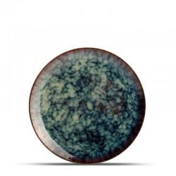 BB HAZY BLUE Talerz płaski 20 cm