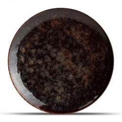 BB HAZY BLACK Talerz płaski 26 cm