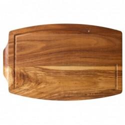 UTOPIA Deska drewniana 34 cm