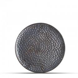 F2D BRASS SILVER Talerz płaski 20 cm