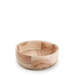 W&F FUENTE ACACIA Miska drewniana 18 cm