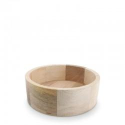 W&F GRAND MANGO Miska drewniana 30 cm