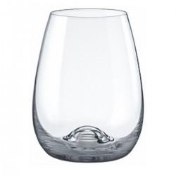 WINE SOLUTION Wysokie szklanki 660 ml  - komplet 6 szt.