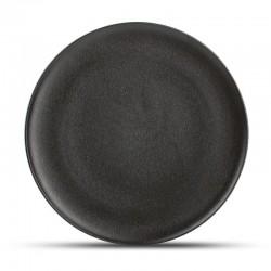 DUSK BLACK Talerz płaski 27 cm