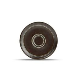 F2D CERES BLACK Kubek ze spodkiem 280 ml