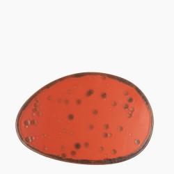 MOOD MATURE Talerz do sushi 27x18 cm