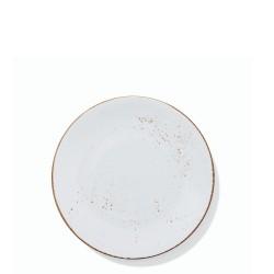 QUALITAT COLORS WHITE Talerz płaski 20 cm