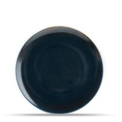 BB ASH BLUE Talerz płaski 25 cm